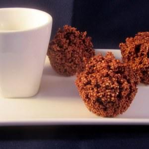simple à cuisiner Croquants au chocolat et à la noix de coco cuisine végétarienne