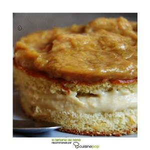 facile à cuisiner Entremet rhubarbe et miel préparation