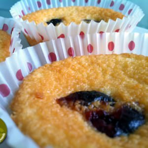 facile Financiers aux cranberries recette de