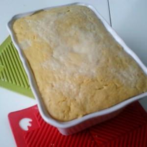 rapide à cuisiner Flan de courgettes et patate douce cuisson vapeur recette de