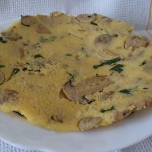 simple à cuisiner Galette aux champignons de Paris (Vegan) préparer la recette