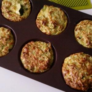 facile Galettes de courgettes et flocons d'avoine cuisiner la recette