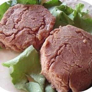 simple à préparer Galettes de Haricots Rouges à la Moutarde recette végétarienne