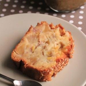 simple à préparer Gâteau allégé pommes bananes préparer la recette