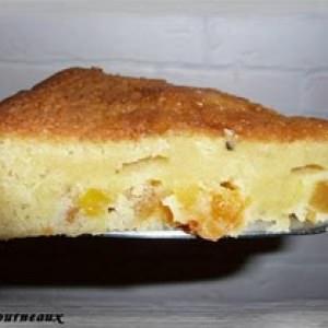 simple à préparer Gâteau au chocolat blanc et fève tonka cuisine végétarienne