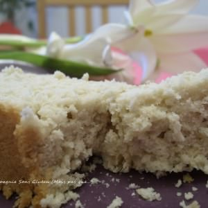 simple à préparer Gateau au yaourt sans gluten et sans lait préparer la recette