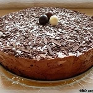 facile Gâteau d'anniversaire de Christophe FELDER recette