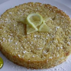 facile à cuisiner Gâteau de Quinoa au citron préparation