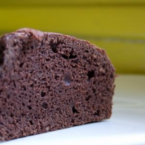 simple à cuisiner Cake chocolat,noisettes (Vegan) préparation