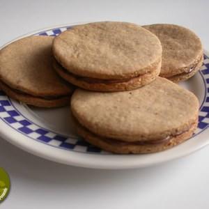 simple à préparer Goûters chocolat noisette cuisine végétarienne
