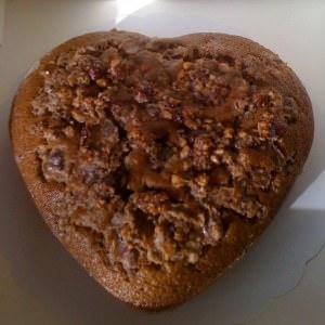 rapide à cuisiner Gâteau aux noisettes caramélisées recette de