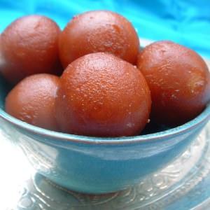 rapide à cuisiner Gulab jamun préparation