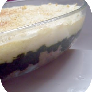 rapide à cuisiner Hachi Parmentier Florentin au soja préparer la recette