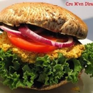 facile à cuisiner Hamburger végétal recette végétarienne