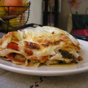 facile Lasagnes végétariennes préparation