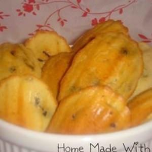 facile à cuisiner Madeleines apéritives aux olives recette