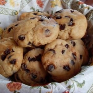 simple à préparer Mini cookies, banane et pâte d'amandes (Vegan) recette