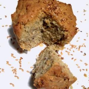 facile Muffins au sésame cuisine végétarienne
