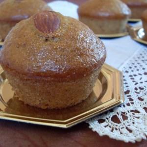 facile à cuisiner Muffins aux amandes (Vegan) recette de