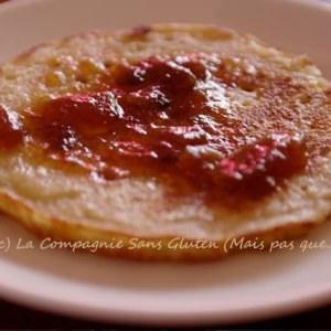 simple à cuisiner Pancakes sans lait et sans gluten cuisine végétarienne