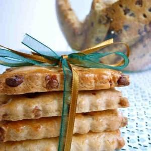 simple à préparer Petite galette au beurre salé et chocolat au lait préparer la recette