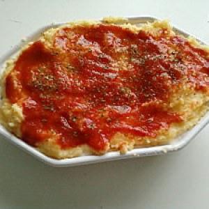 rapide à cuisiner Polenta à la Ricotta préparation