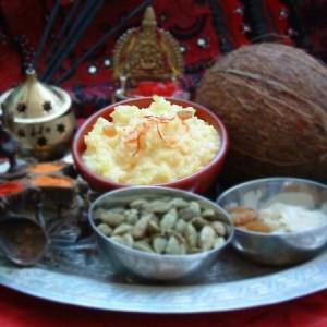 rapide à cuisiner Recette de riz au lait à l'indienne Kheer préparation