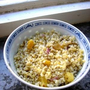 simple à cuisiner Salade de boulgour éthiopienne cuisiner la recette