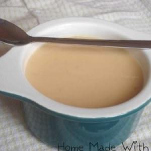 facile à cuisiner Soupe blanche au chou fleur recette