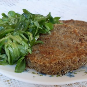 simple à cuisiner Steaks de lentilles et céréales (Vegan) recette végétarienne