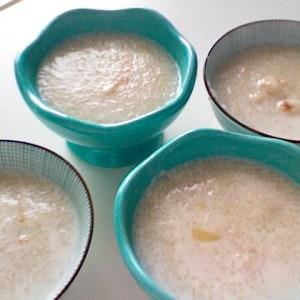 simple à préparer Tapioca à la fleur d'oranger et à la marmelade recette végétarienne