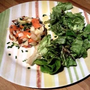 simple à cuisiner Tartare de légumes recette