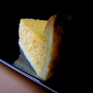 facile Tarte à la patate douce et au cumin recette de