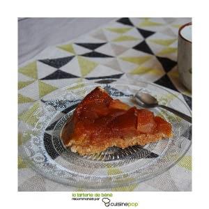 simple à préparer Tarte tatin recette de
