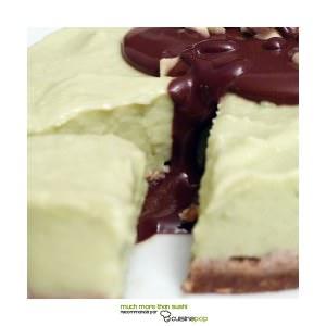 facile à cuisiner Tofucake avocat et chocolat préparer la recette