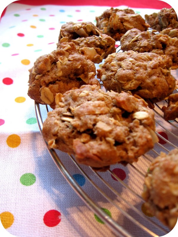 Cookies à l'orange