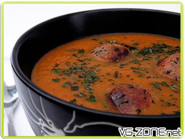 Belgian Tomato Soup