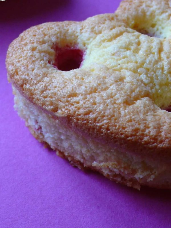 Biscuits Framboise-Citron