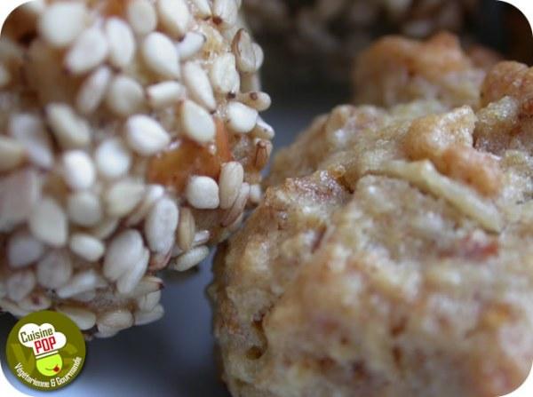 Bouchées croustillantes au Muesli
