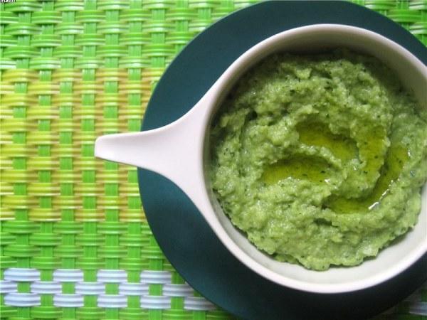 Caviar de brocoli