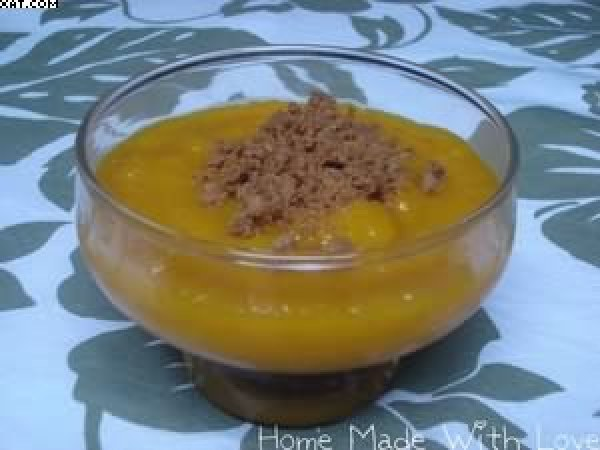 Compote de pomme-potimarron vanille & cannelle