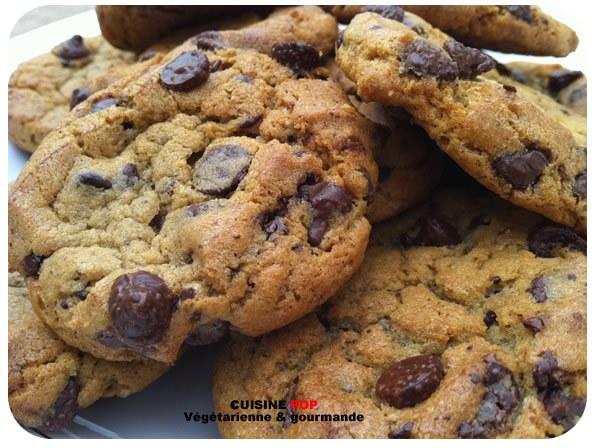Cookies au éclats de Chocolat