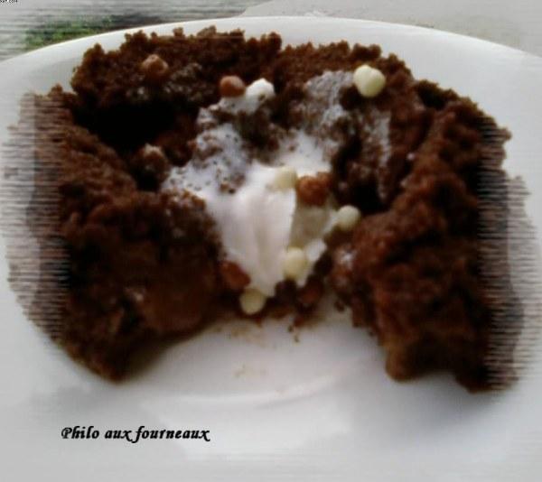 Coulant chocolat & toblerone