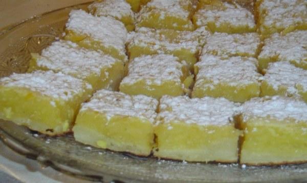 Fondants au citron Sans Beurre