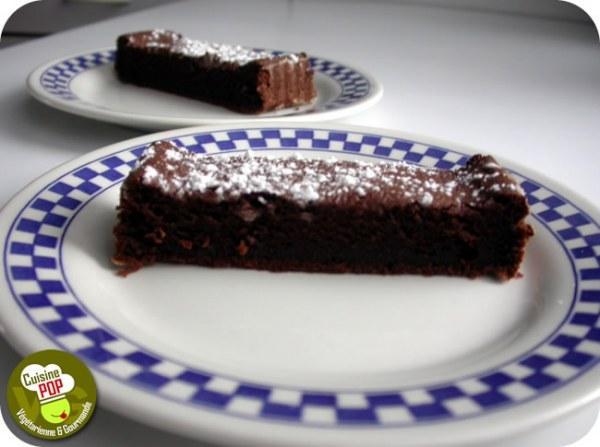 Gâteau au Chocolat et aux épices