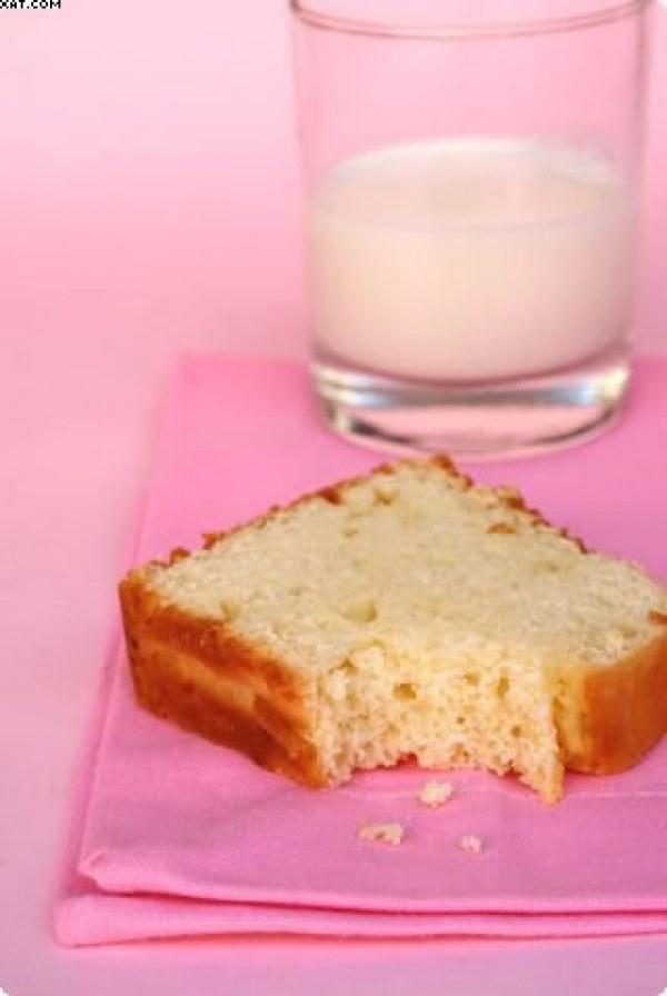 Gâteau sarde au citron et à la ricotta