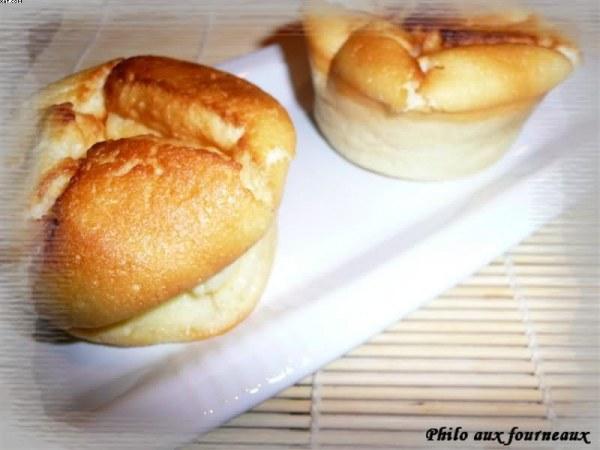 Gâteaux au fromage blanc