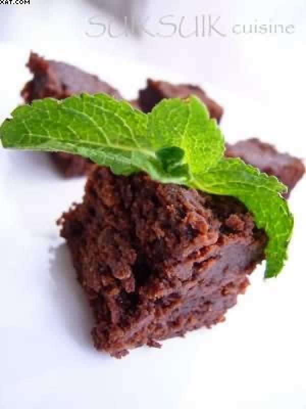 Petites bouchées très chocolat
