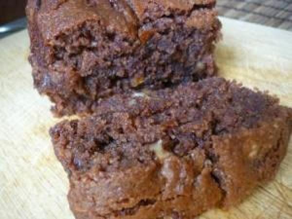 Cake cacao-noix