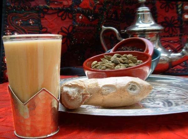 Chai thé indien